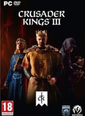 سی دی کی اشتراکی ( آنلاین ) Crusader Kings III