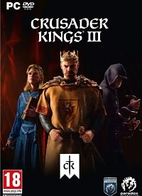 Crusader Kings III 1 min - سی دی کی اشتراکی ( آنلاین ) Crusader Kings III