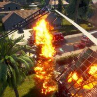 سی دی کی اشتراکی Firefighting Simulator – The Squad