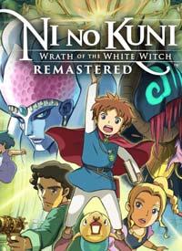 سی دی کی اورجینال Ni no Kuni: Wrath of the White Witch Remastered