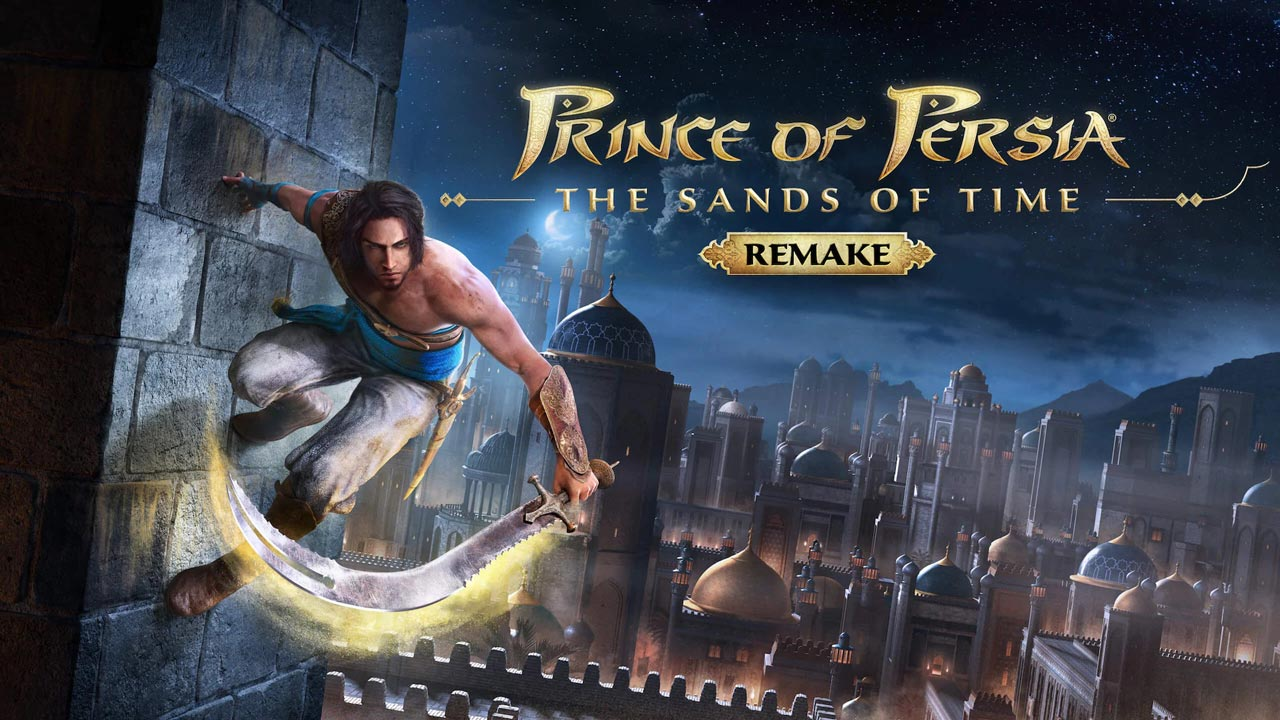 Prince of Persia Remake w1 - سی دی کی اشتراکی Prince of Persia: Sands of Time Remake