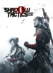 سی دی کی اورجینال Shadow Tactics: Blades of the Shogun
