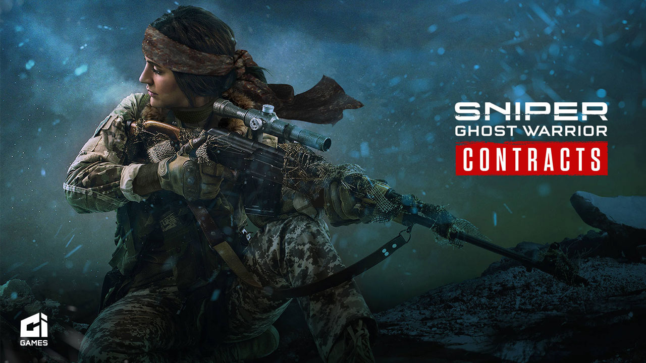 Sniper Ghost Warrior Contracts w2 - سی دی کی اورجینال Sniper: Ghost Warrior Contracts