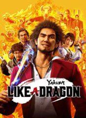 سی دی کی اورجینال Yakuza: Like a Dragon