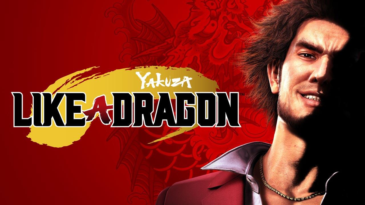 Yakuza Like a Dragon w2 - سی دی کی اورجینال Yakuza: Like a Dragon
