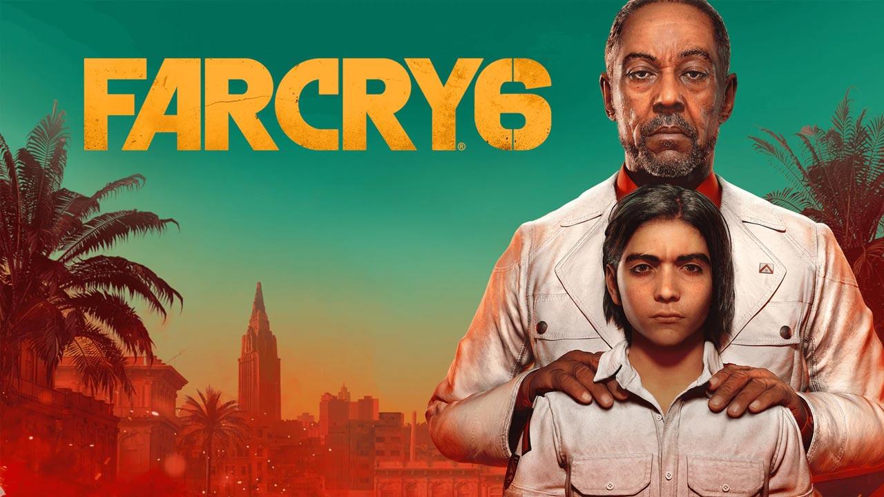 far cry 6 w1 - سی دی کی اورجینال Far Cry 6