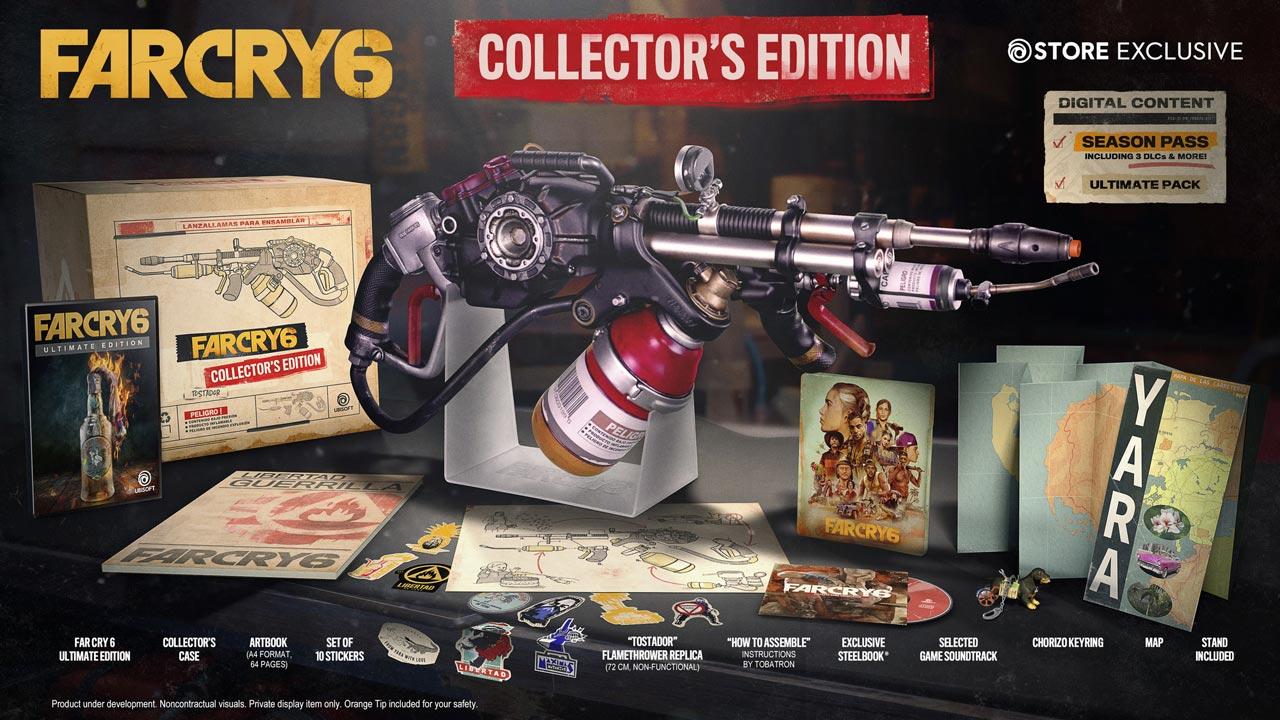 far cry 6 w2 - سی دی کی اورجینال Far Cry 6