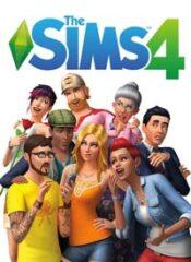 سی دی کی اورجینال  The Sims 4