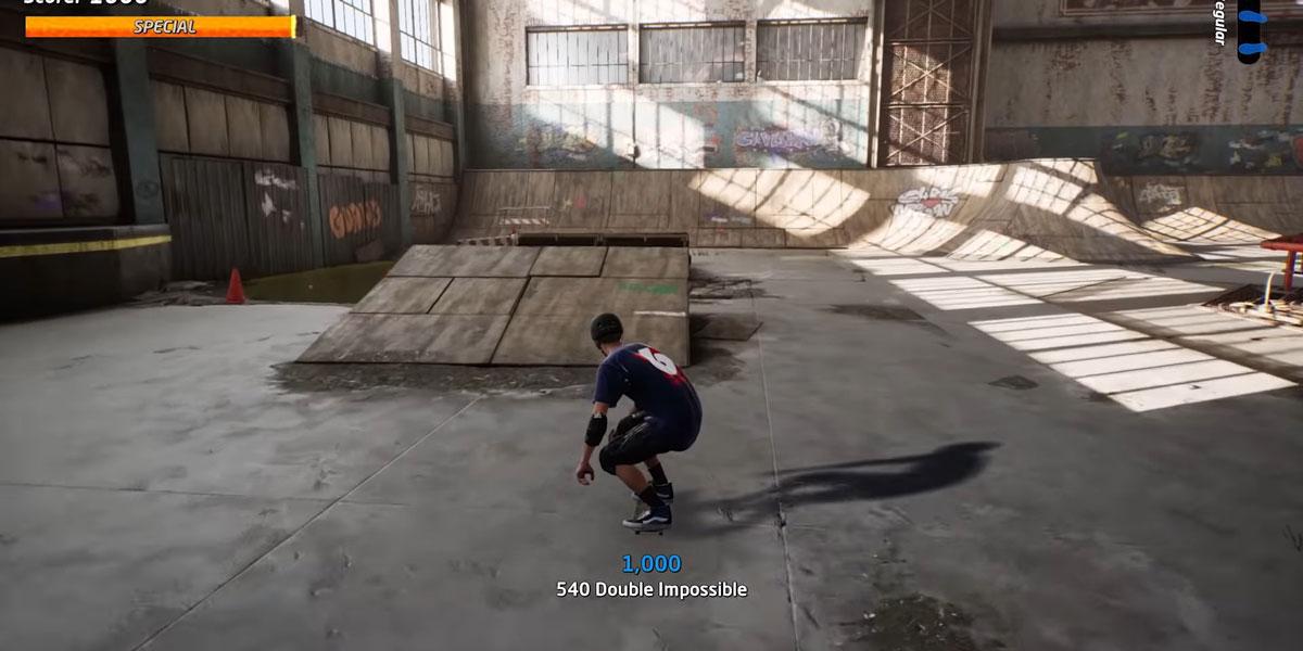 سی دی کی اشتراکی Tony Hawk's Pro Skater 1 + 2  Deluxe