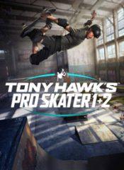 سی دی کی اورجینال Tony Hawk's Pro Skater 1 + 2
