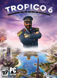 سی دی کی اورجینال Tropico 6