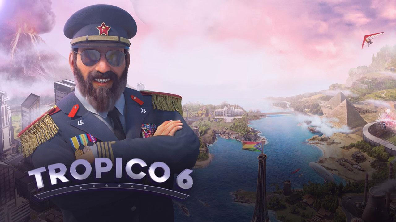 tropico 6 w1 1 - سی دی کی اورجینال Tropico 6