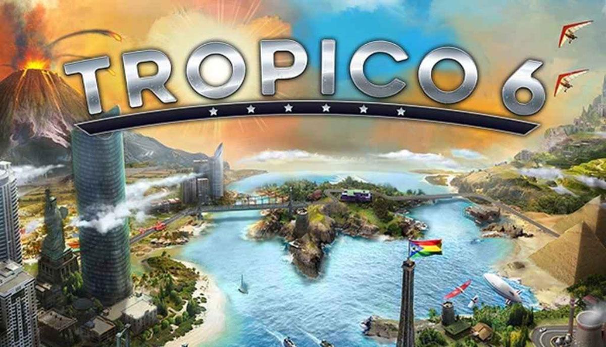 tropico 6 w2 1 - سی دی کی اورجینال Tropico 6