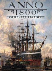 سی دی کی اشتراکی  Anno 1800  Complete Edition