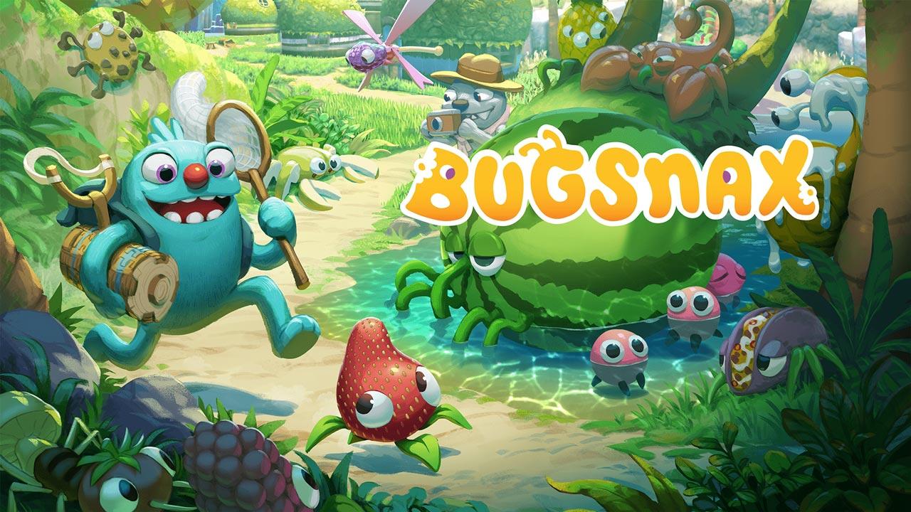 Bugsnax w1 - سی دی کی اورجینال Bugsnax