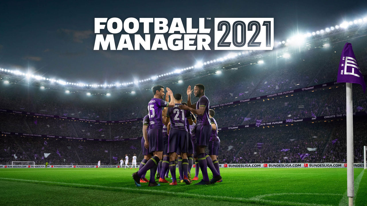 Football Manager 2021 w1 - سی دی کی اورجینال Football Manager 2021