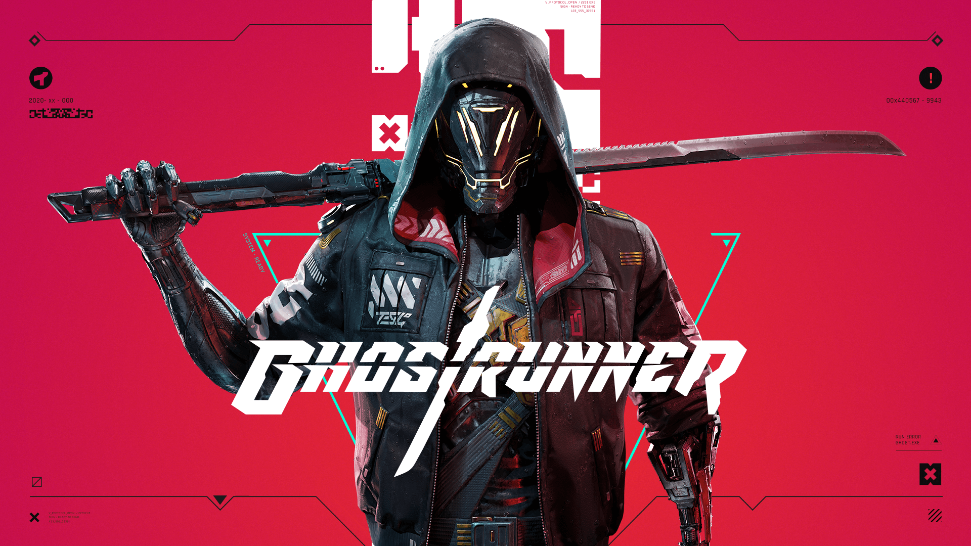 Ghostrunner w1 - سی دی کی اورجینال Ghostrunner