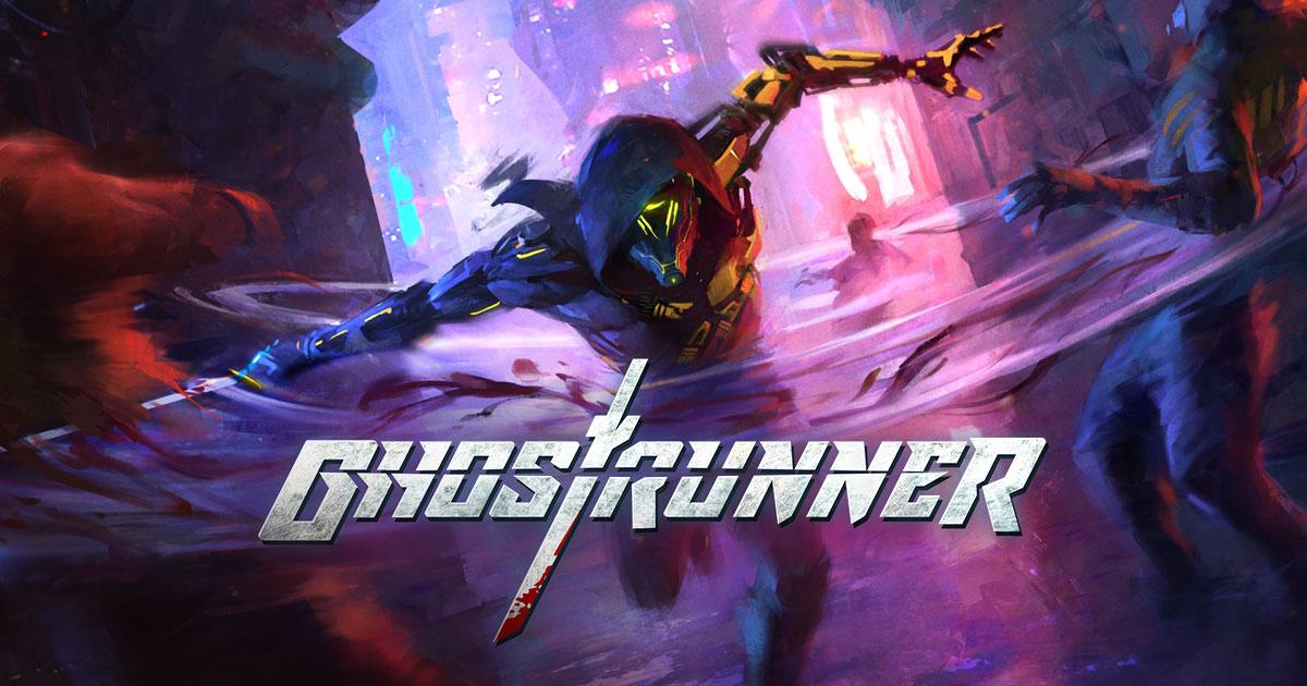 Ghostrunner w2 - سی دی کی اورجینال Ghostrunner