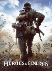 سی دی کی اورجینال Heroes & Generals