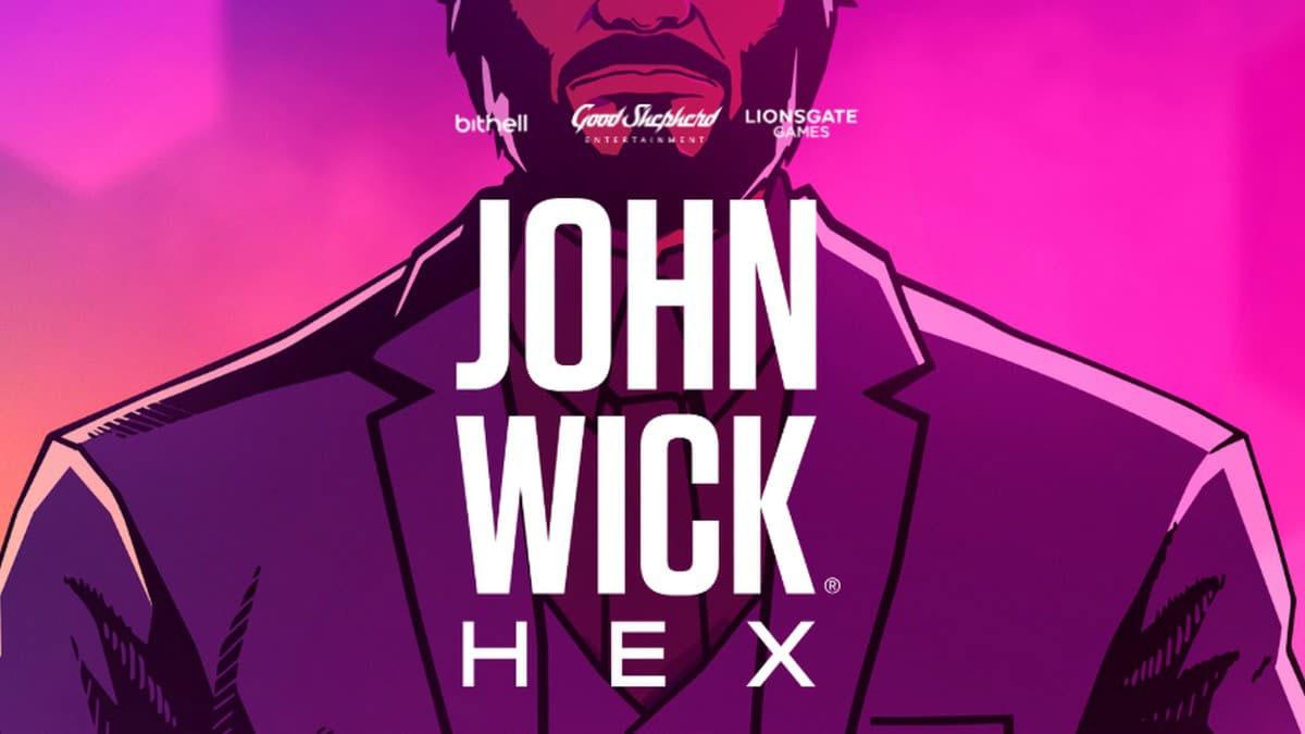John Wick Hex w1 - سی دی کی اورجینال John Wick Hex