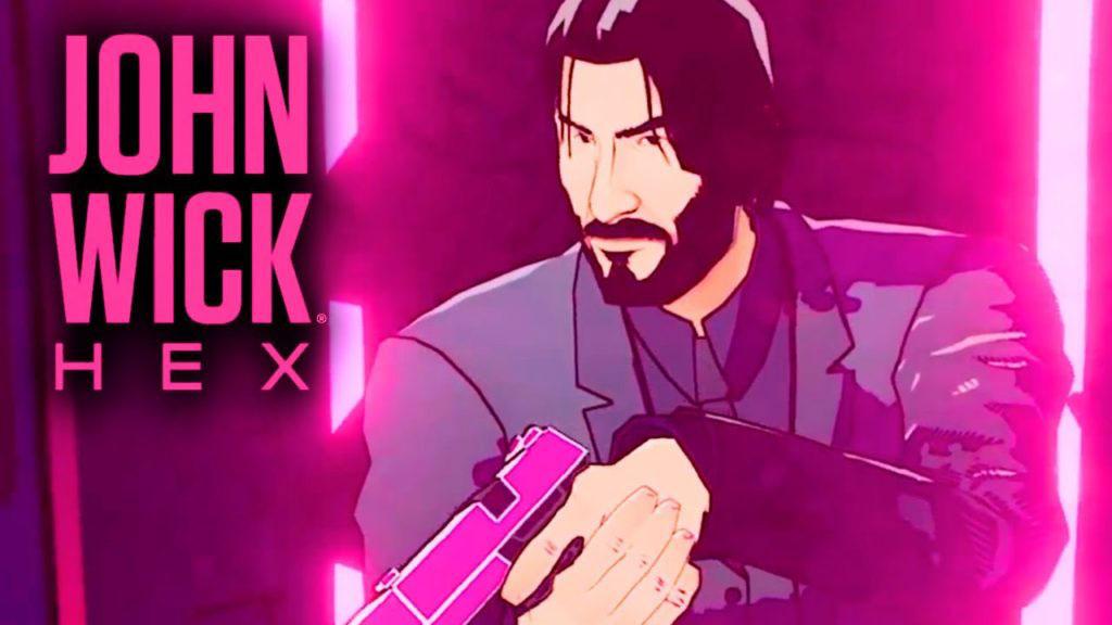 John Wick Hex w2 - سی دی کی اورجینال John Wick Hex