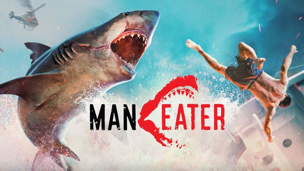 Maneater w1 - سی دی کی اورجینال Maneater