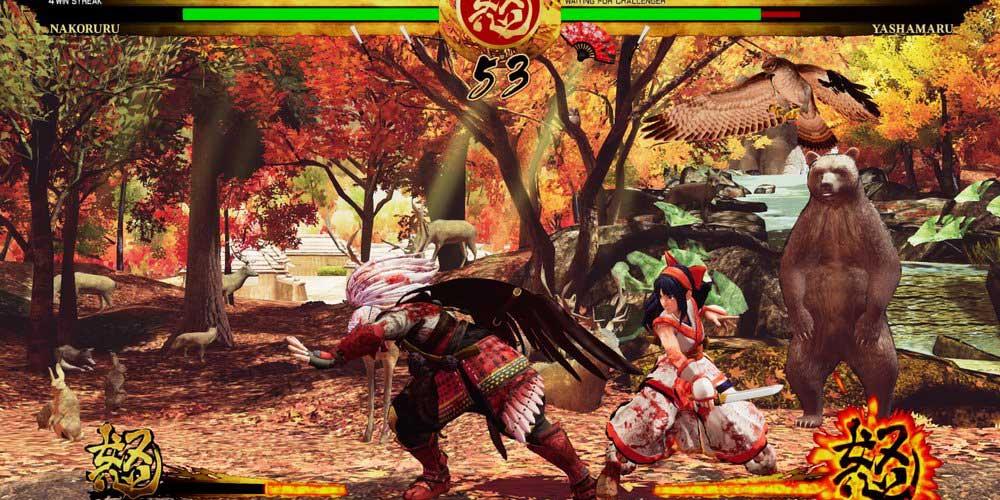 سی دی کی اورجینال Samurai Shodown