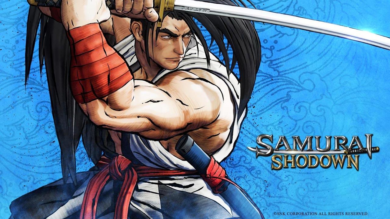 SAMURAI SHODOWN w1 - سی دی کی اورجینال Samurai Shodown