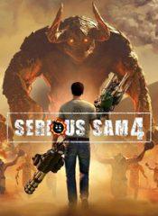 سی دی کی اورجینال Serious Sam 4