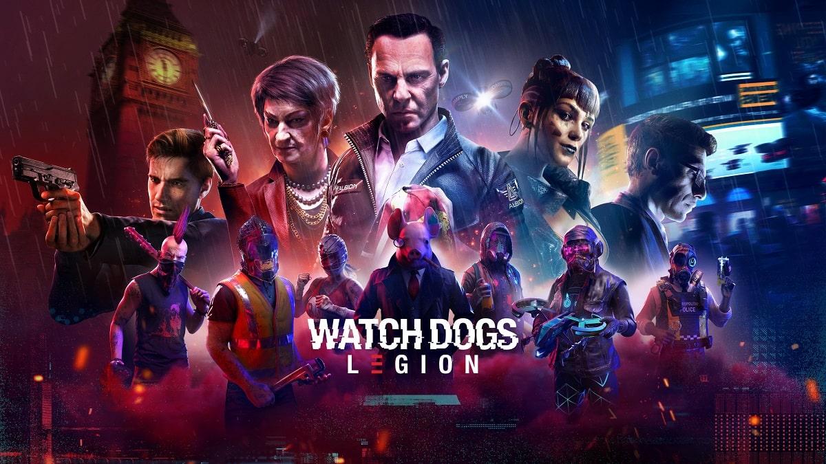 Watch Dogs Legion 2 min - سی دی کی اشتراکی Watch Dogs: Legion Ultimate Edition