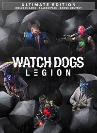 سی دی کی اشتراکی Watch Dogs: Legion Ultimate Edition