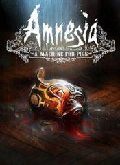سی دی کی اورجینال Amnesia: A Machine for Pigs