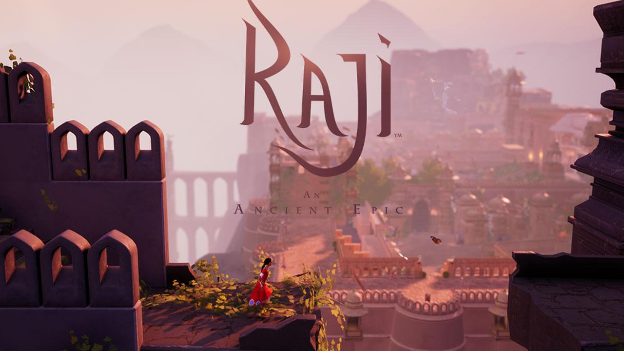 raji an ancient epic w1 - سی دی کی اورجینال Raji: An Ancient Epic