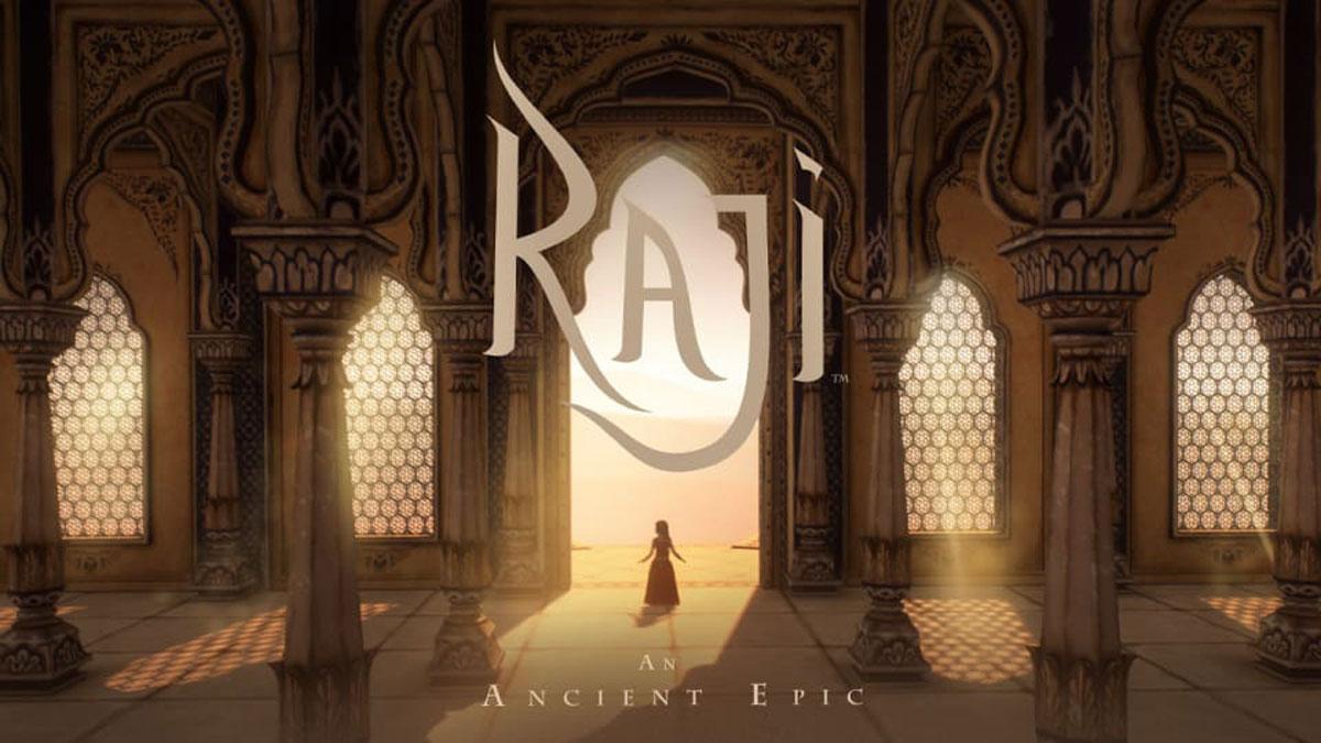 raji an ancient epic w2 - سی دی کی اورجینال Raji: An Ancient Epic