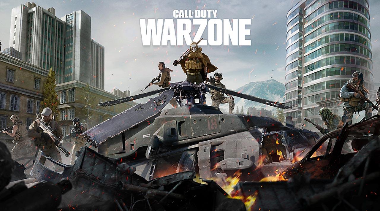 warzone pack w0 - سی دی کی اورجینال Call of Duty: Warzone Pro Pack