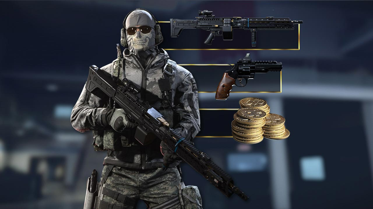 warzone pack w1 - سی دی کی اورجینال Call of Duty: Warzone Pro Pack