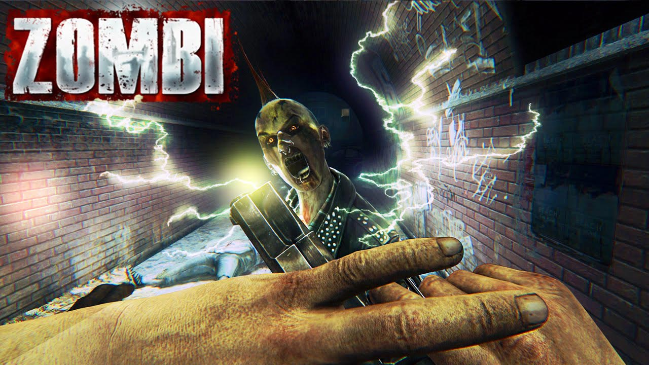 zombi w2 - سی دی کی اورجینال ZombiU