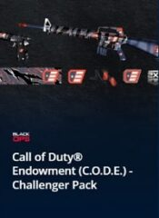 سی دی کی اورجینال Call of Duty – Endowment Challenger Pack