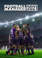 سی دی کی اشتراکی  Football Manager 2021