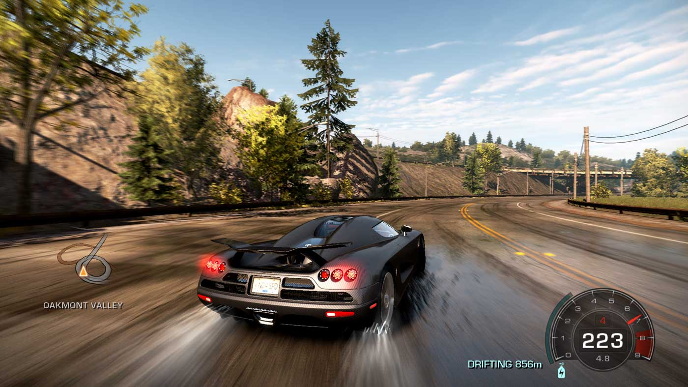 Need For Speed Hot Pursuit min - سی دی کی اشتراکی  Need For Speed: Hot Pursuit Remastered