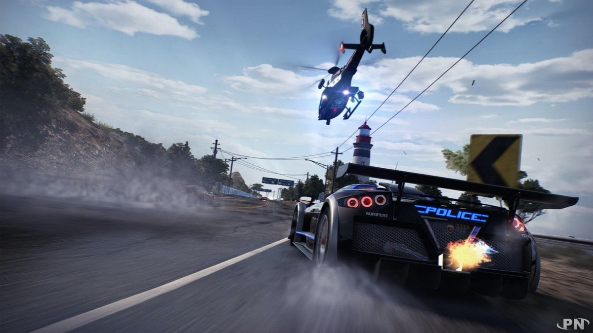 Need for Speed Hot Pursuit Remastered 3 - سی دی کی اورجینال Need For Speed: Hot Pursuit Remastered