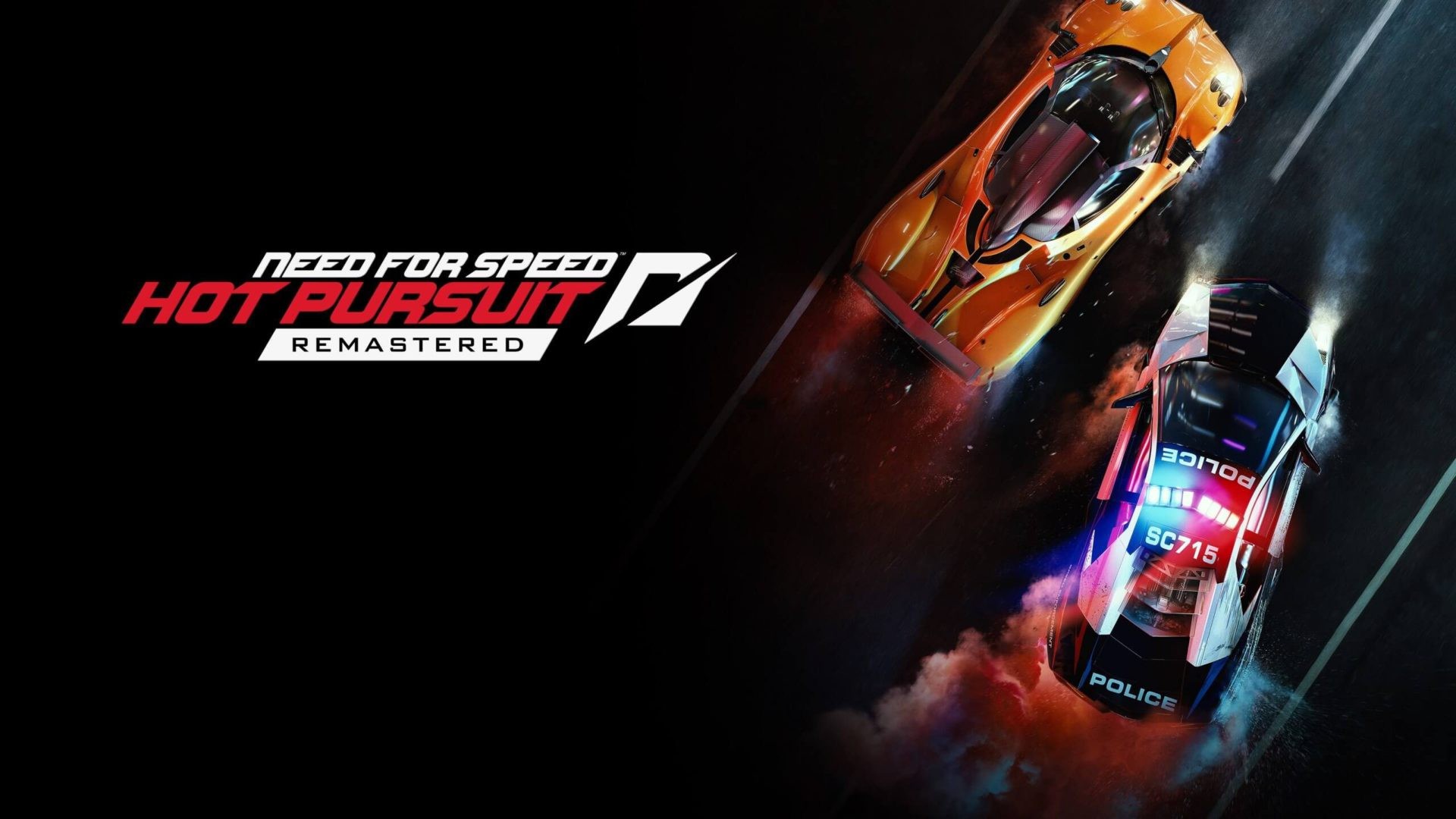 Need for Speed Hot Pursuit Remastered 4 - سی دی کی اورجینال Need For Speed: Hot Pursuit Remastered
