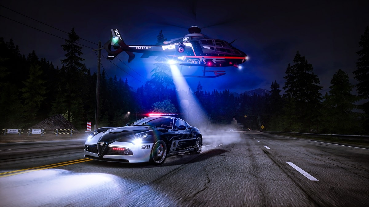Need for Speed Hot Pursuit Remastered1 min - سی دی کی اشتراکی  Need For Speed: Hot Pursuit Remastered