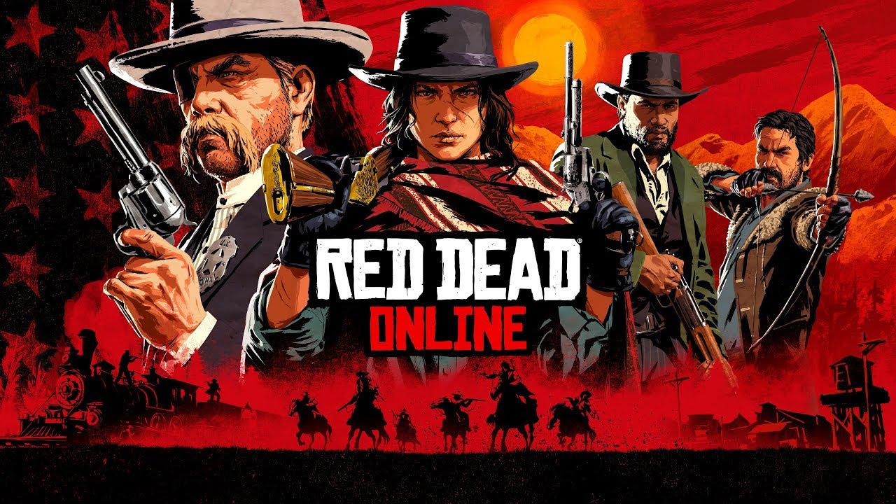 Red Dead Online w1 - سی دی کی اورجینال Red Dead Online