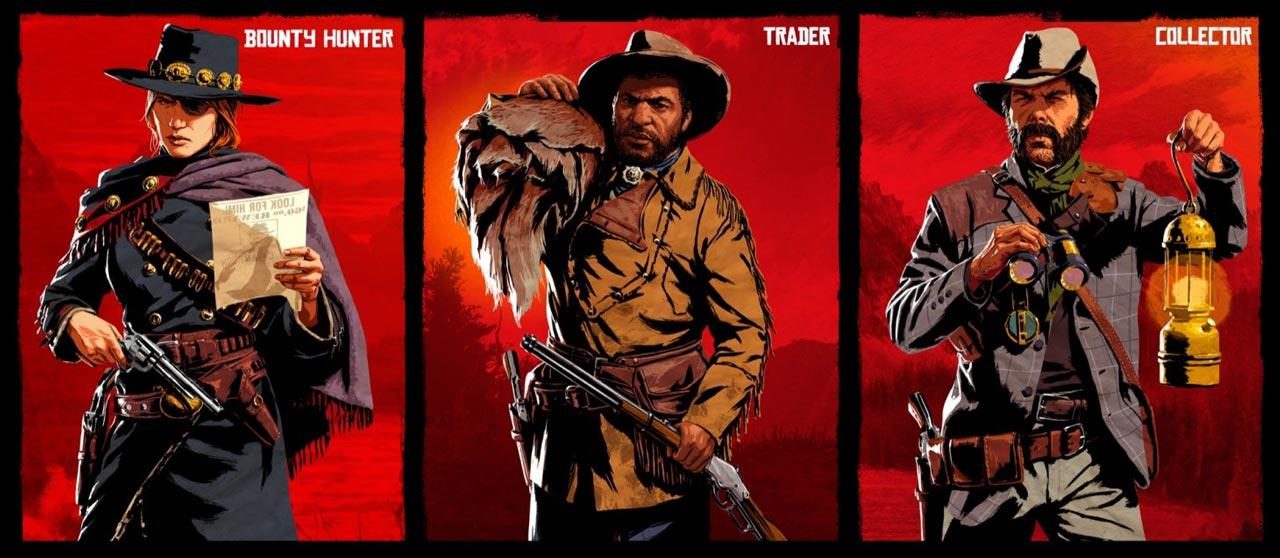 Red Dead Online w2 - سی دی کی اورجینال Red Dead Online