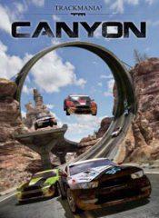 سی دی کی اورجینال TrackMania 2: Canyon