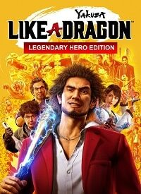 سی کی دی اشتراکی Yakuza: Like a Dragon Legendary Hero Edition