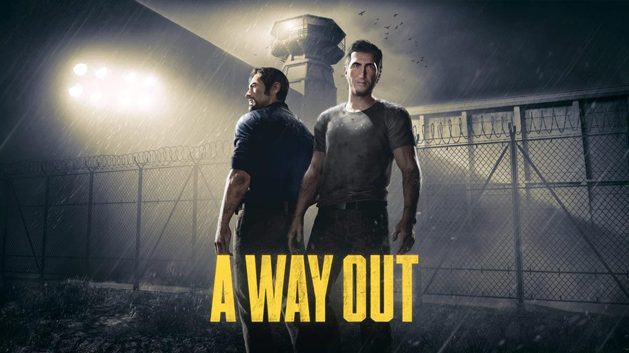 a way out w1 - سی دی کی اورجینال A Way Out
