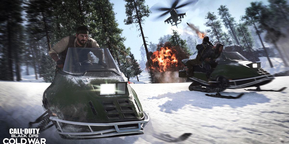 سی دی کی اورجینال Call of Duty – Endowment Challenger Pack
