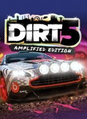 dirt 5 amplified cover 175x240 - سی دی کی اشتراکی DIRT 5 Amplified Edition